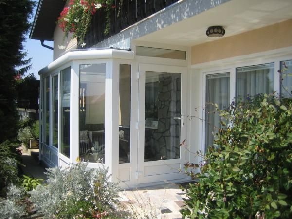 Okna, vrata, zimski vrtovi